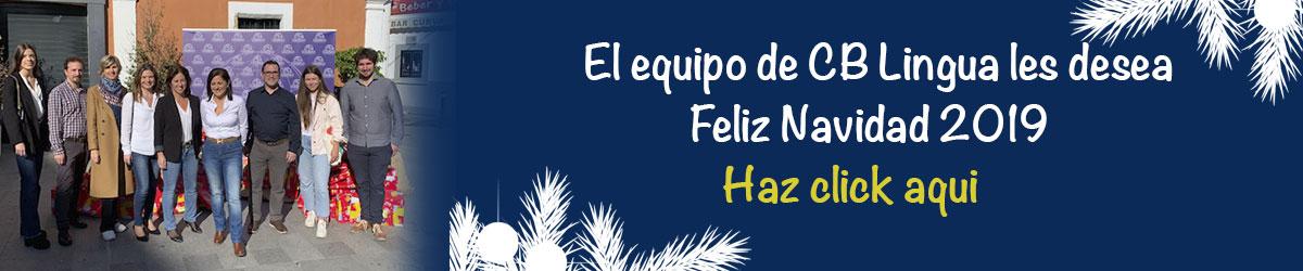 CBlingua Navidad