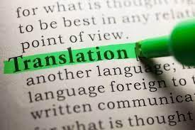 traductor de inglés